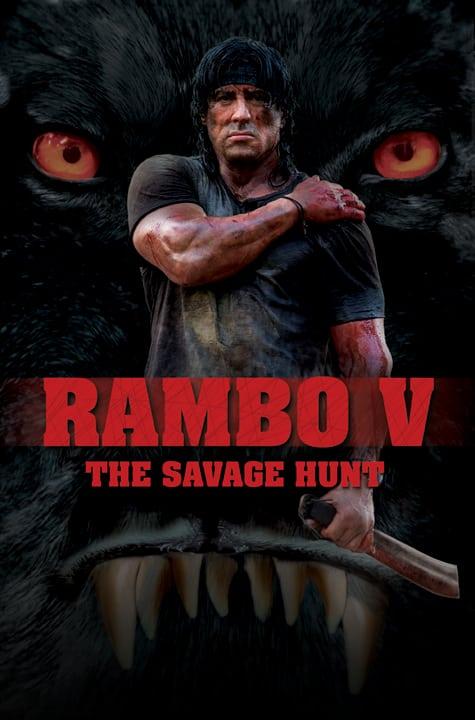 Rambo V The Savage Hunt