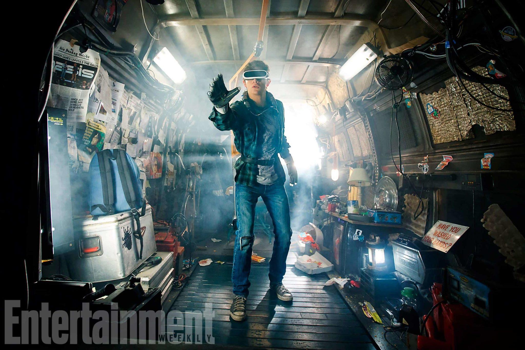 Steven Spielberg y Ready Player One se llevan la taquilla en EUA