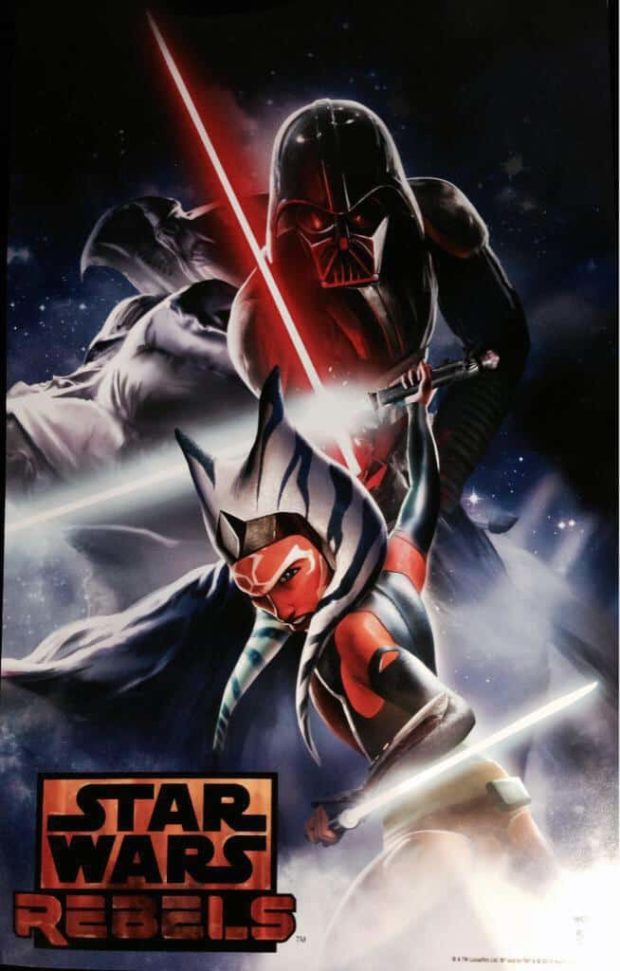 Star Wars Rebels regresa en Junio 20