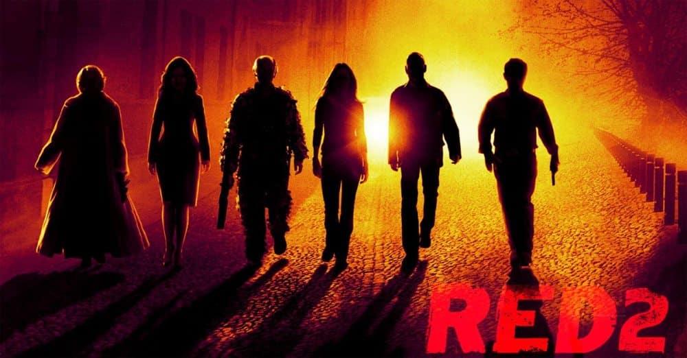 RED 2, Corazón films