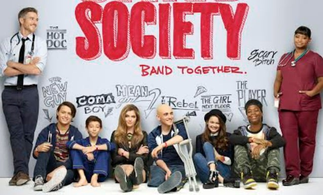 red band society-poster