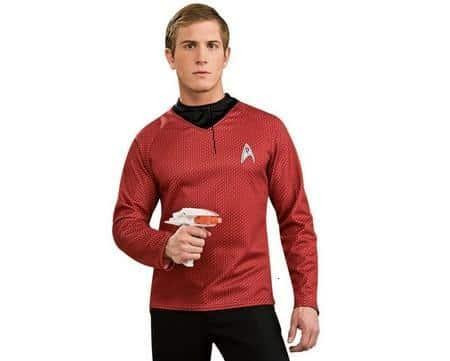 Un camisa roja