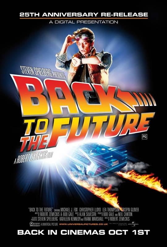 Back to the Future, EU, 1985