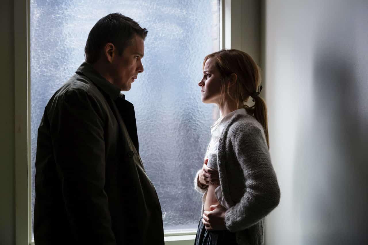 Ethan Hawke y Emma Watson protagonizan la cinta, 'Regression'.