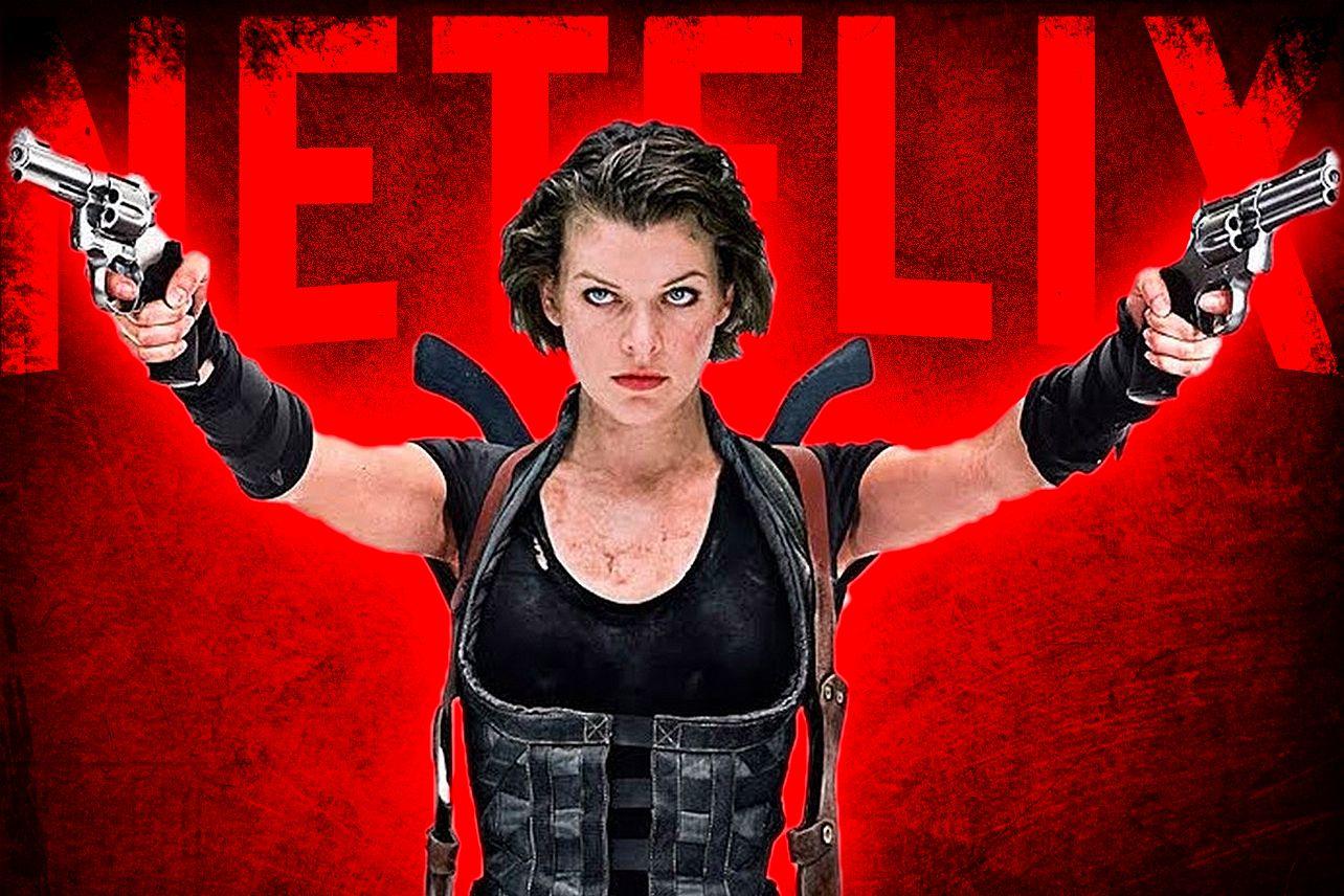 Netflix desarrolla serie de televisión de Resident Evil la saga de videojuegos