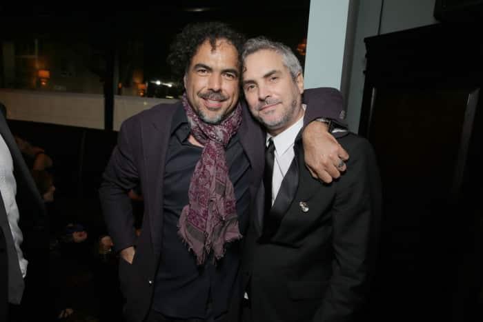 Alejandro González-Iñárritu y Alfonso Cuarón
