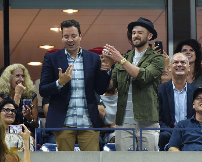 Jimmy Fallon y Justin Timberlake