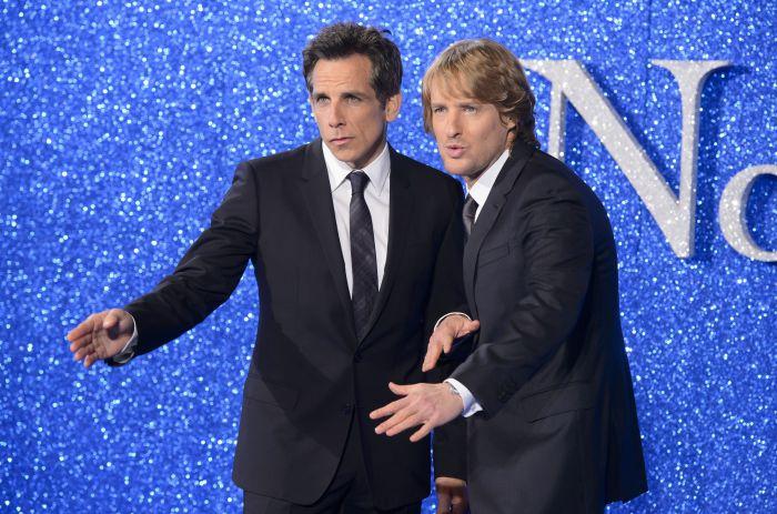Ben Stiller y Owen Wilson