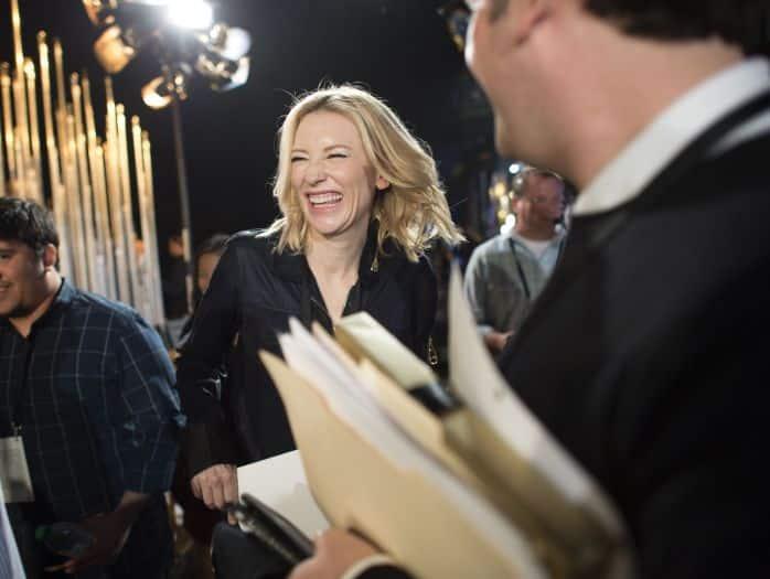 88th Academy Awards, Rehearsals, Los Angeles, America - 27 Feb 2016