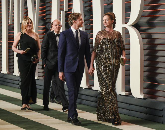 Vanity Fair Oscar Party, Los Angeles, America - 28 Feb 2016
