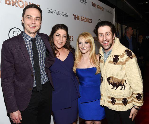 'The Bronze' film premiere, Los Angeles, America - 07 Mar 2016