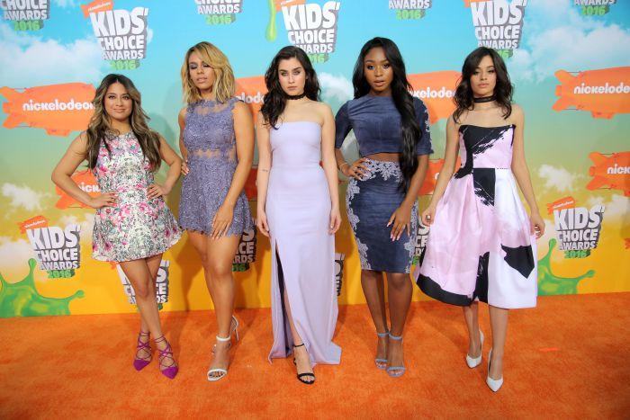 Nickelodeon Kids' Choice Awards, Los Angeles, America - 12 Mar 2016