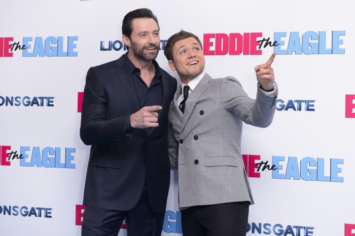 'Eddie The Eagle' film premiere, London, Britain - 17 Mar 2016