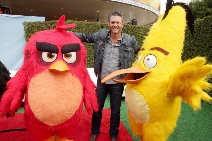 'The Angry Birds Movie' film premiere, Los Angeles, America - 07 May 2016