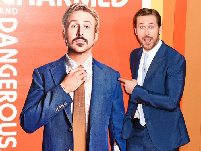 'The Nice Guys' film premiere, Los Angeles, America - 10 May 2016
