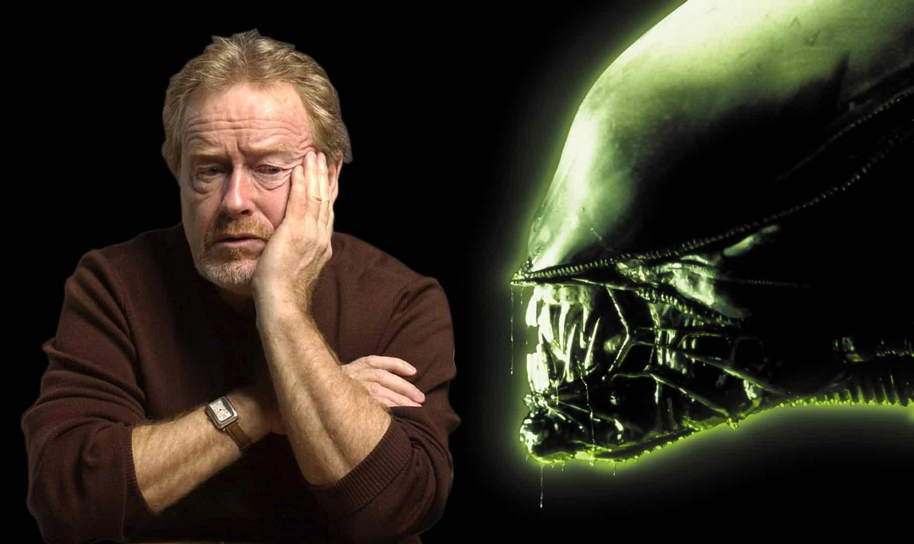Ridley Scott, Prometheus, Alien