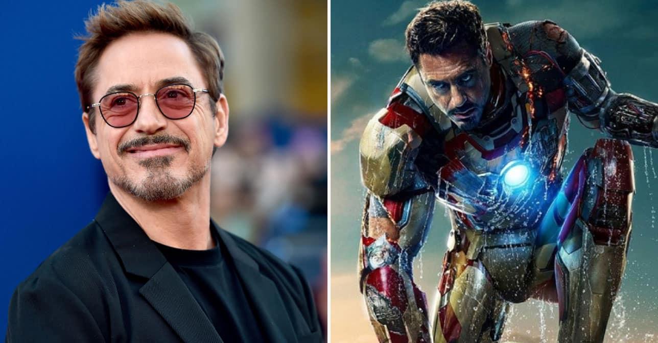 Robert Downey Jr. regresará como Iron Man en película Black Widow