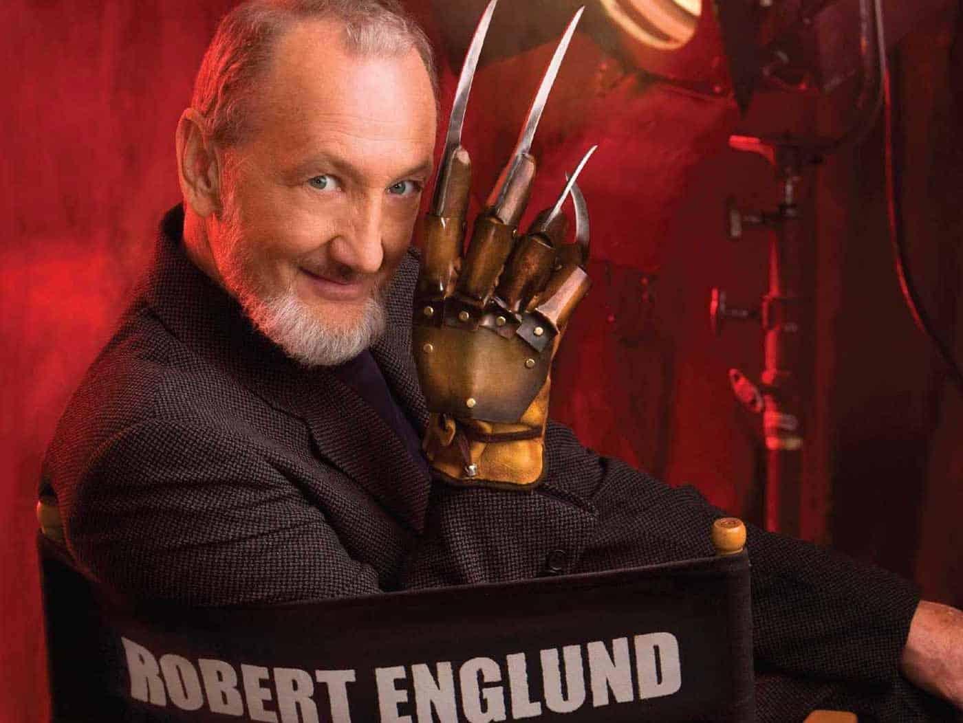 Robert Englund revivirá a Freddy Krueger en pantalla chica en la serie The Goldbergs de ABC