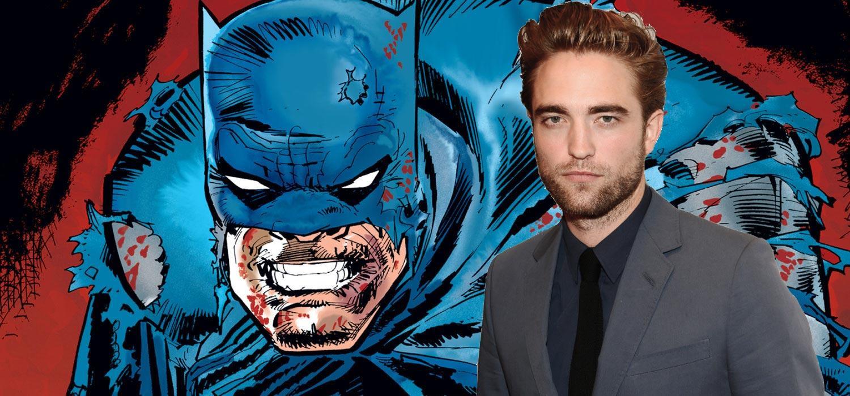 Robert Pattinson será el nuevo Batman en película de Matt Reeves y Warner Bros.