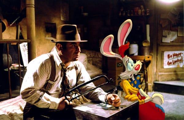 Escena de ¿Quién Engañó a Roger Rabbit?