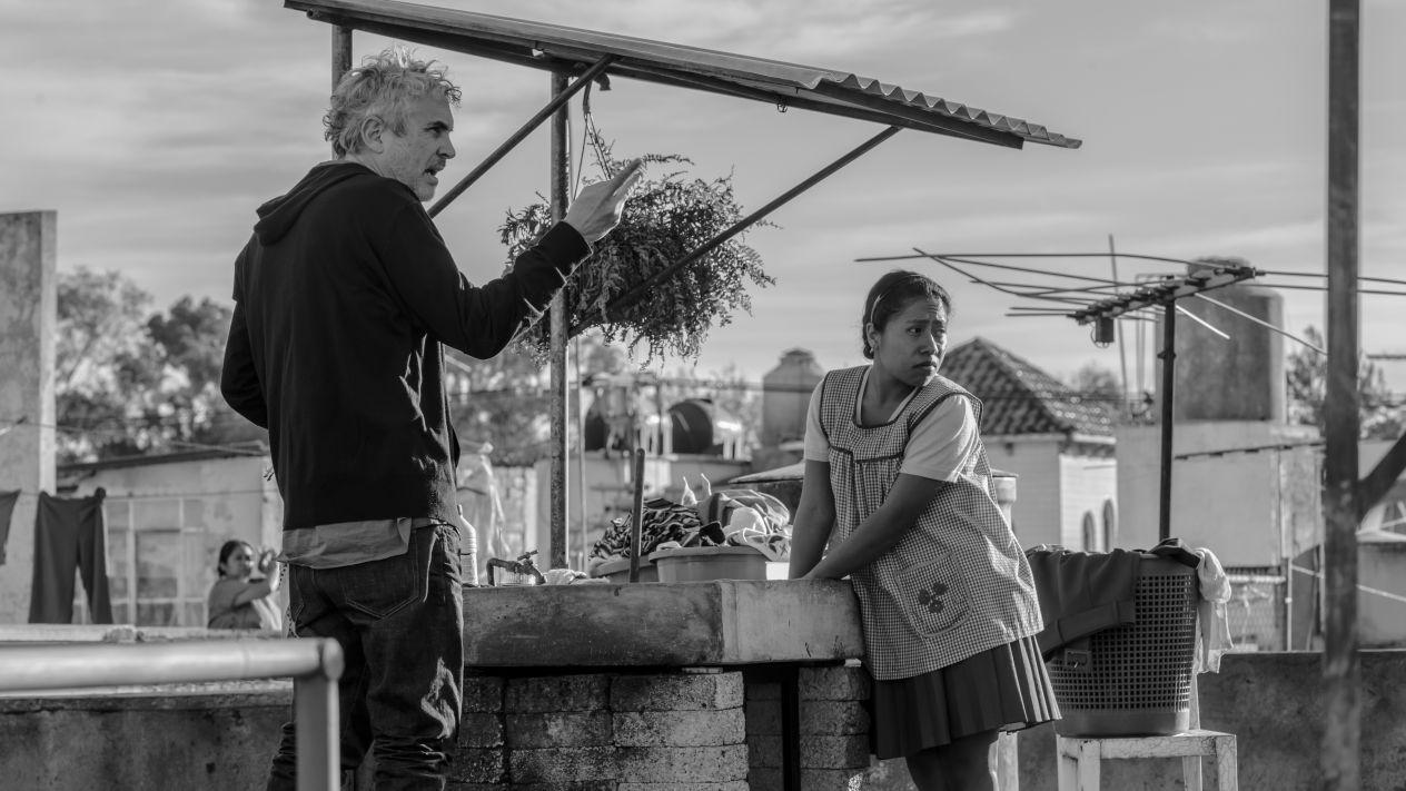 Roma de Alfonso Cuarón libera teaser tráiler… y es maravilloso - la película recorrerá el circuito de festivales