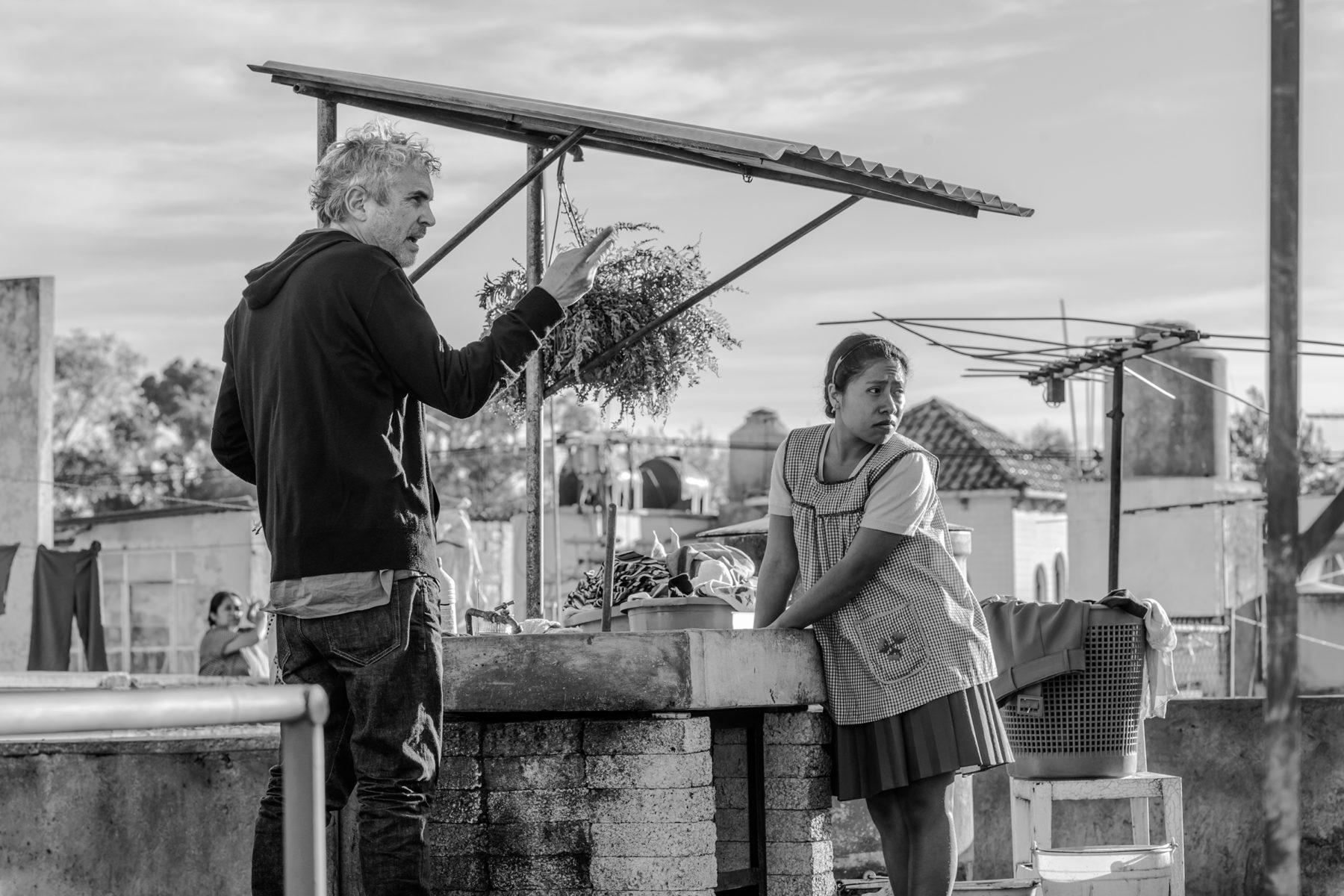 London Film Critics' Circle nombra a ROMA la mejor película del año 2018