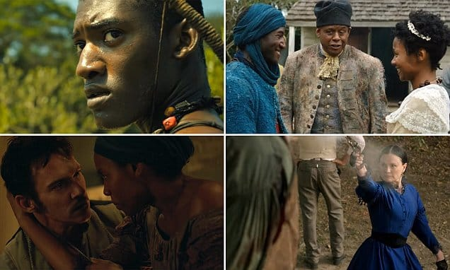 Roots miniseries trailer