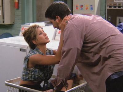 Desde la primera temporada Ross y Rachel parecían estar destinados