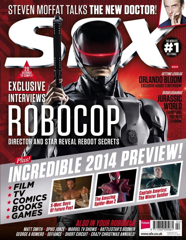 sfx robocop