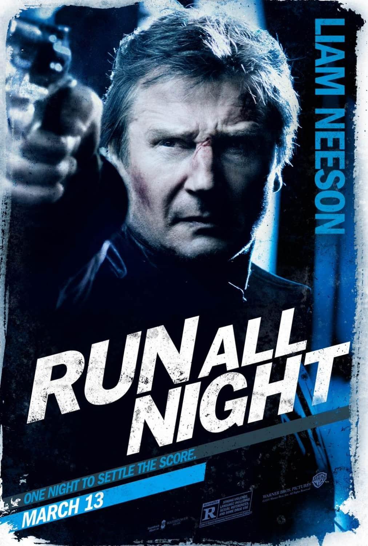 Liam Neeson #RunAllNight