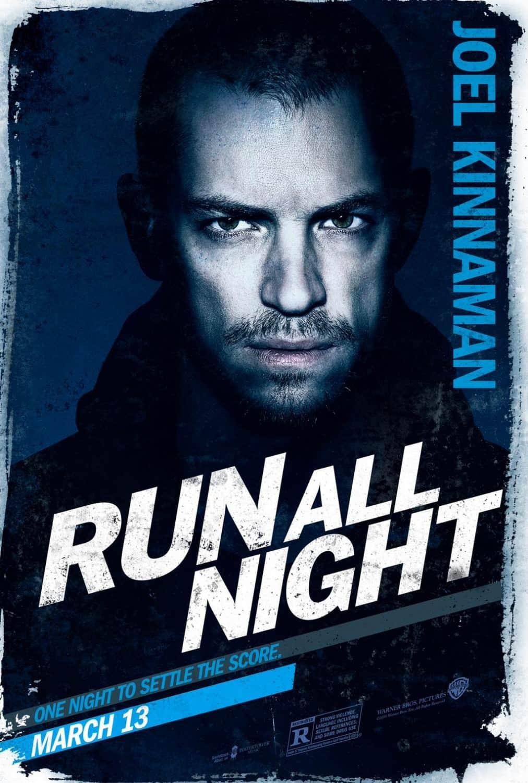 Joel Kinnaman #RunAllNight