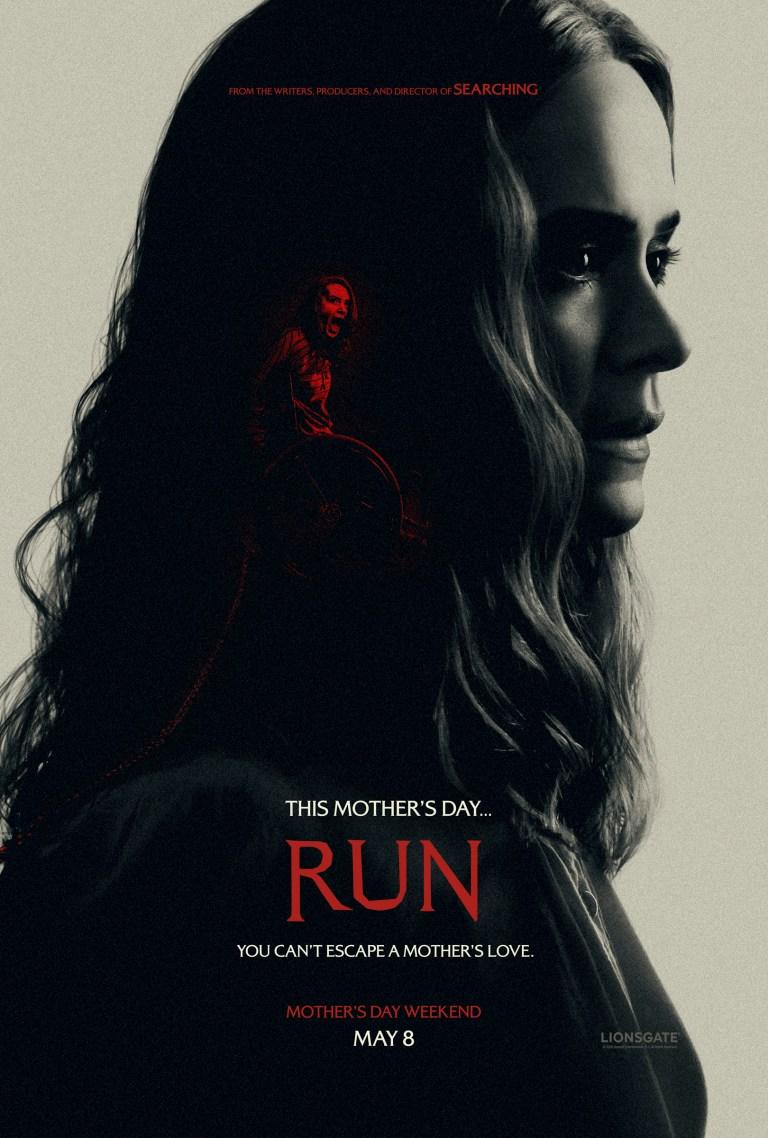 El thriller de terror Run revela tráiler con una siniestra Sarah Paulson
