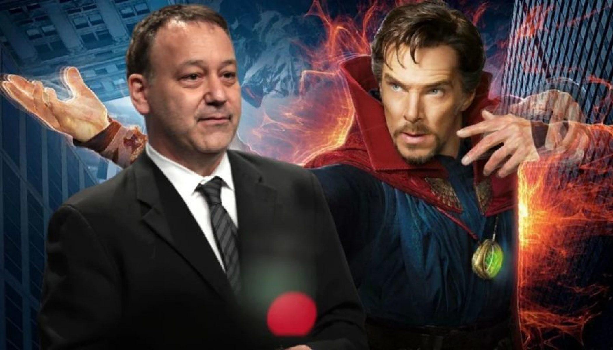 Sam Raimi confirma ser director de Doctor Strange in the Multiverse of Madness de Marvel