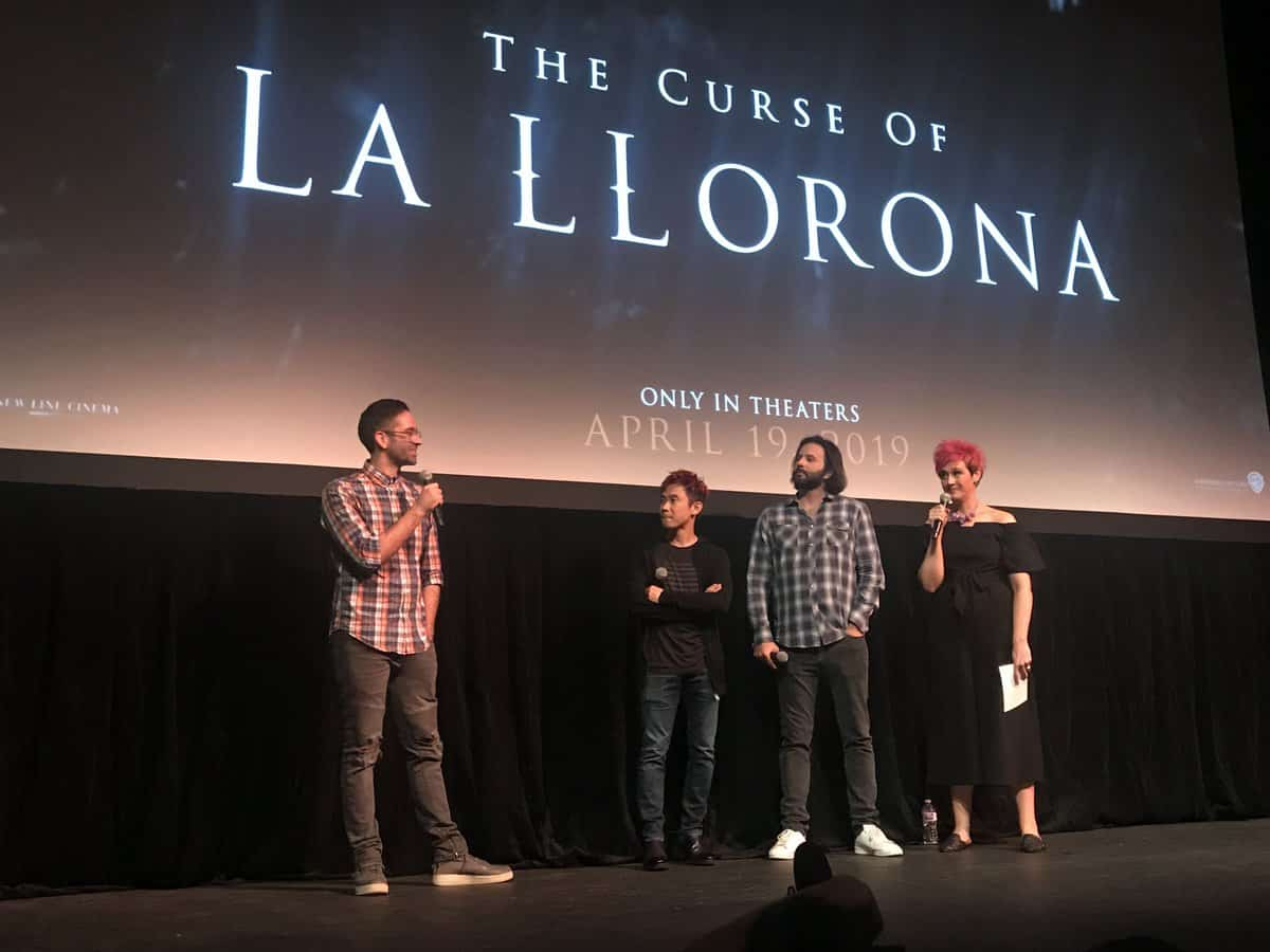 #SDCC18: James Wan presenta The Curse of La Llorona, Annabelle 3, IT: Chapter Two y The Nun en San Diego