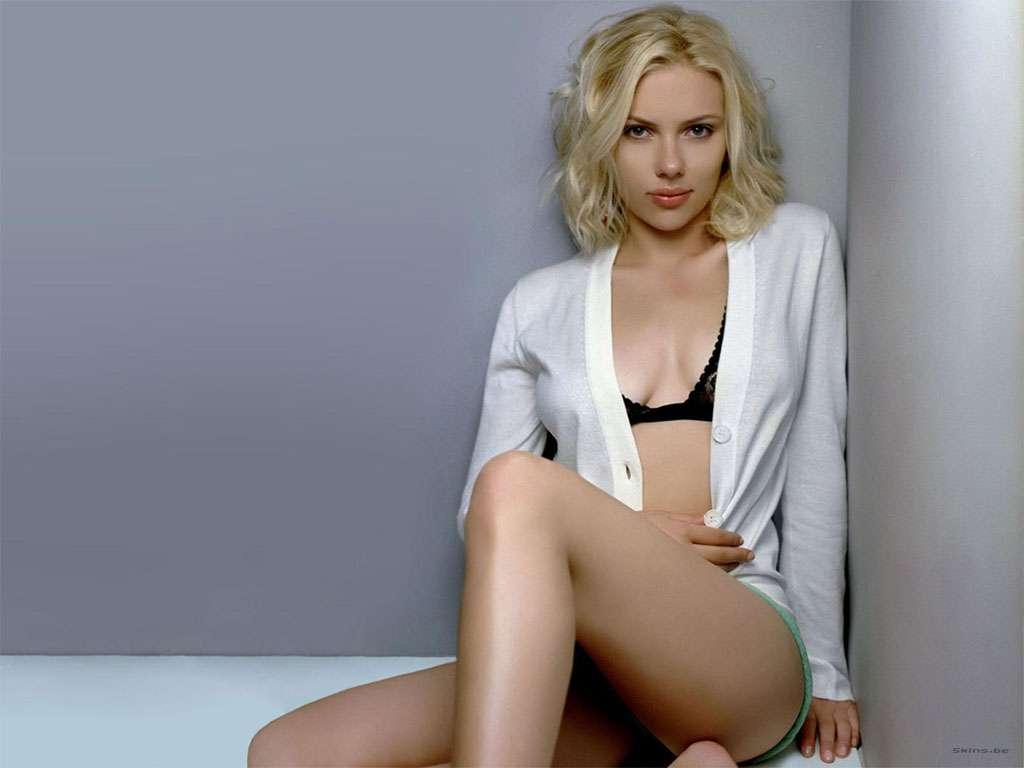 Scarlett Johansson sería Marilyn Monroe