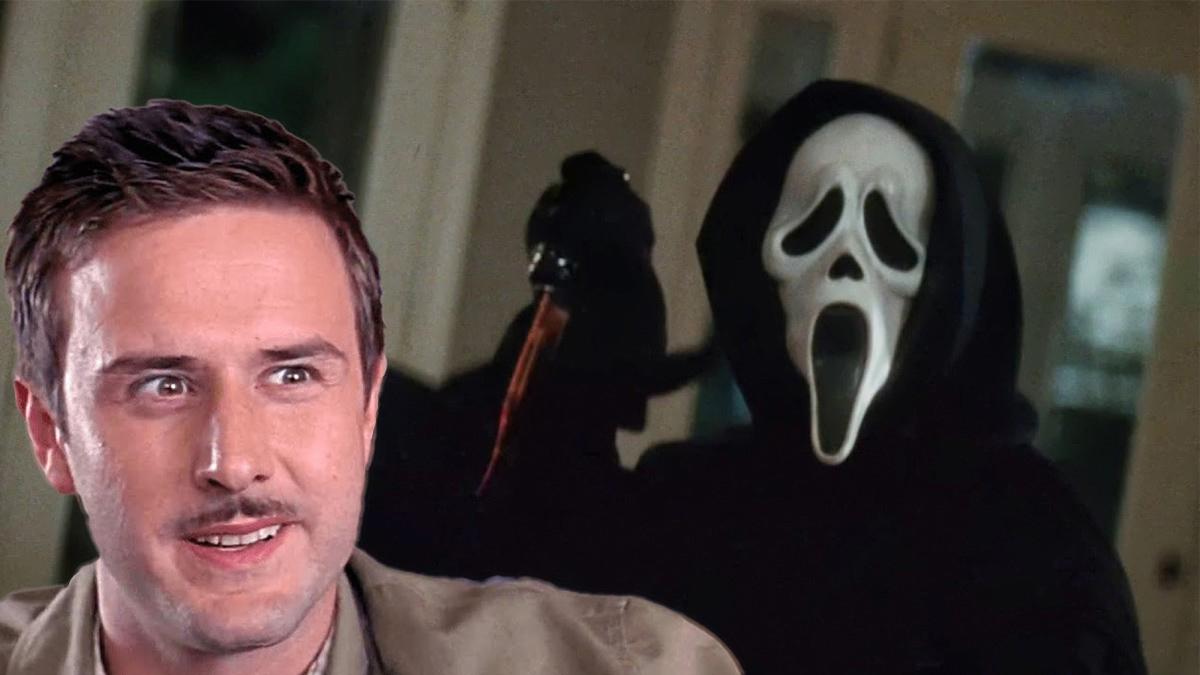 El actor David Arquette quiere estar en Scream 5