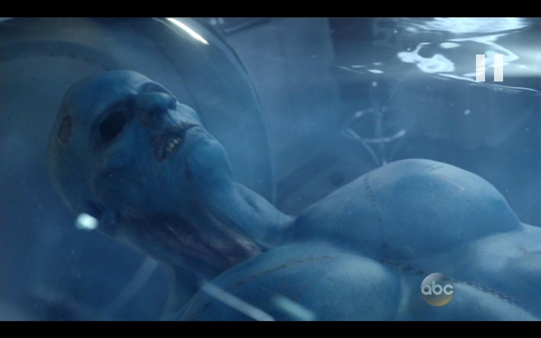 Kree? Agents Of SHIELD.