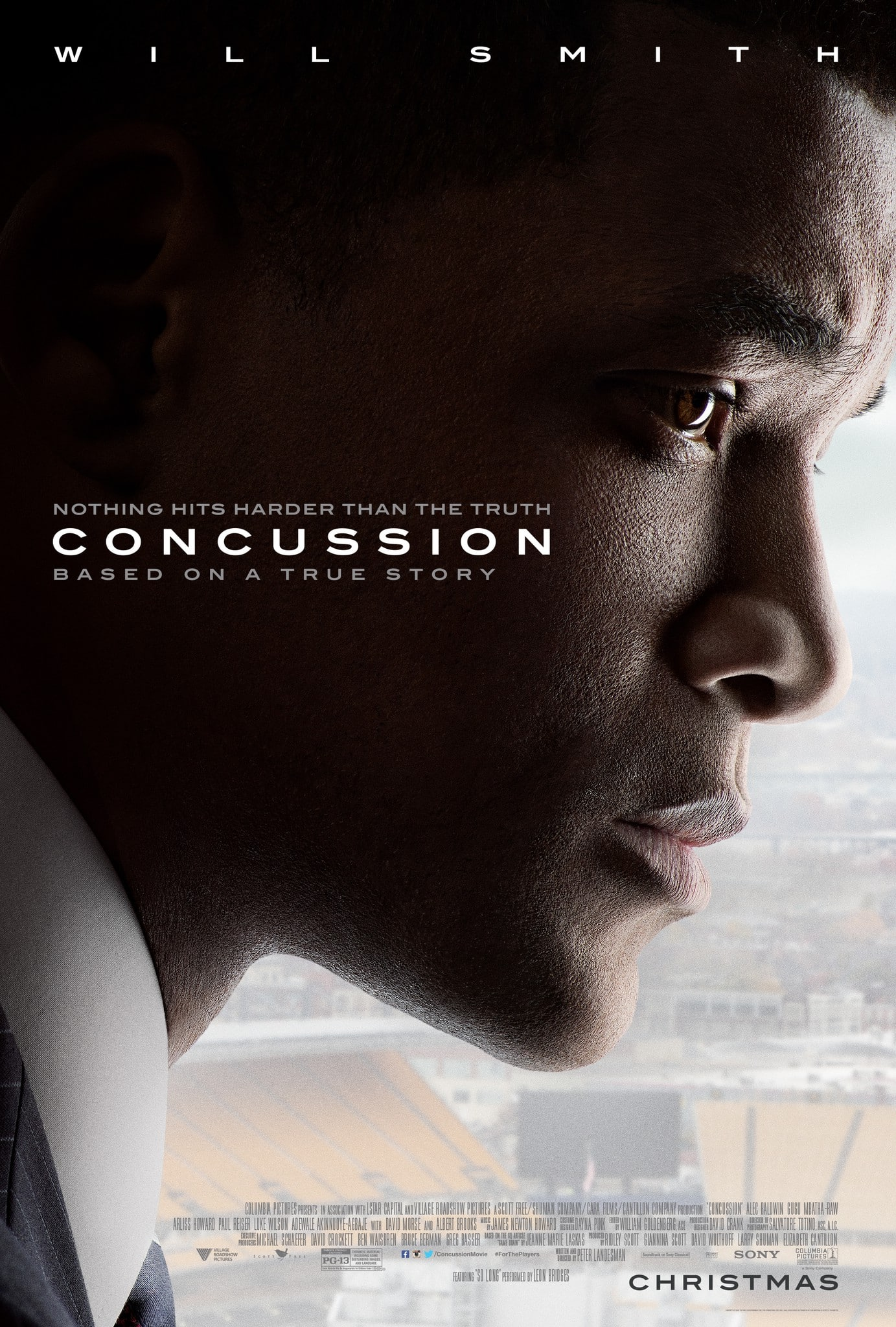 segundo poster de concussion