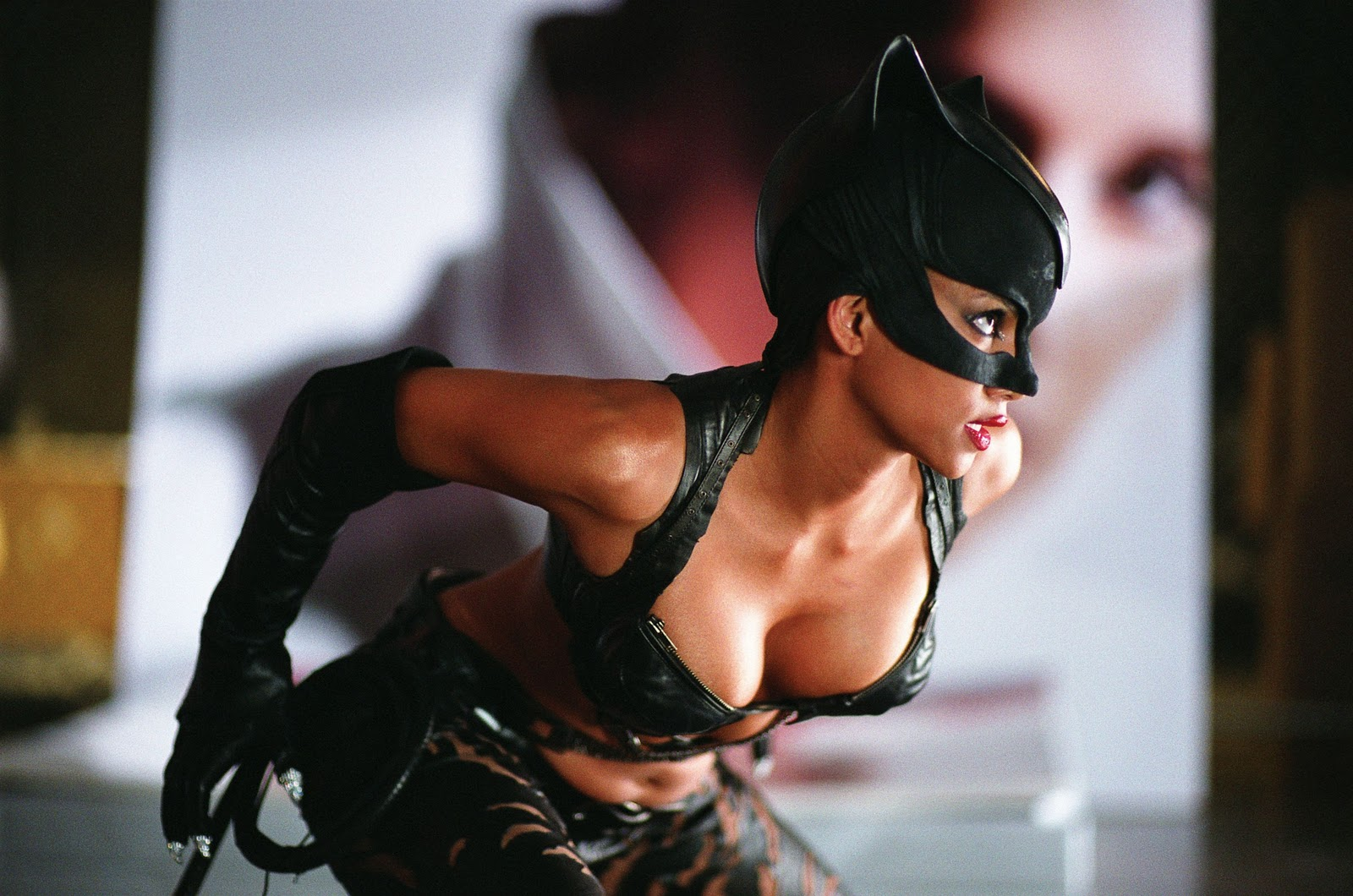 Halle Berry, Catwoman.
