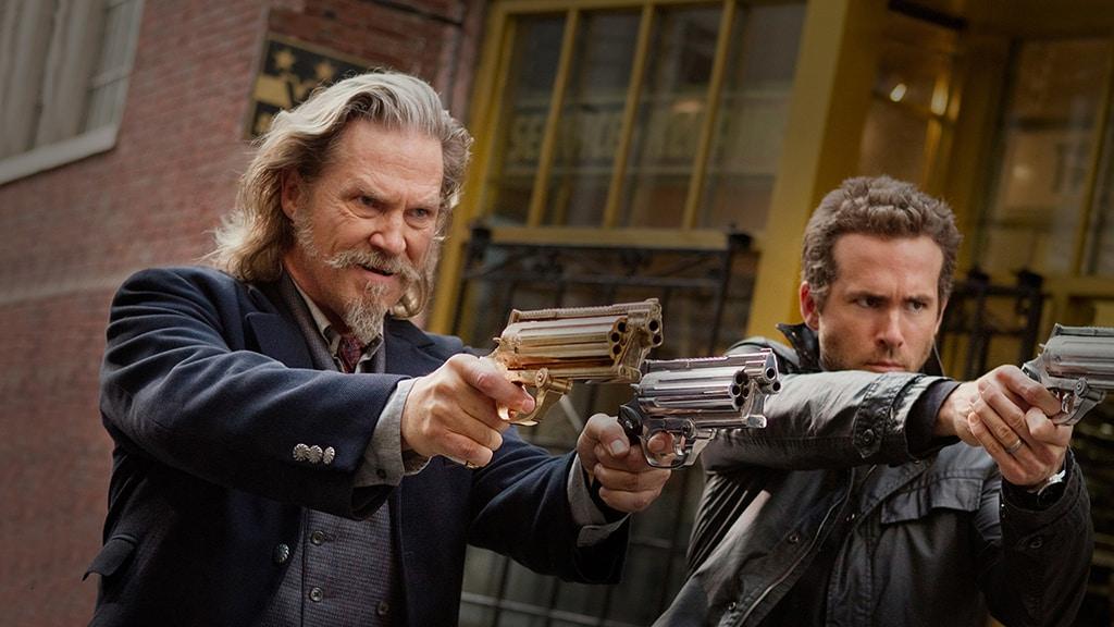 Jeff Bridges y Ryan Reynolds, R.I.P.D.
