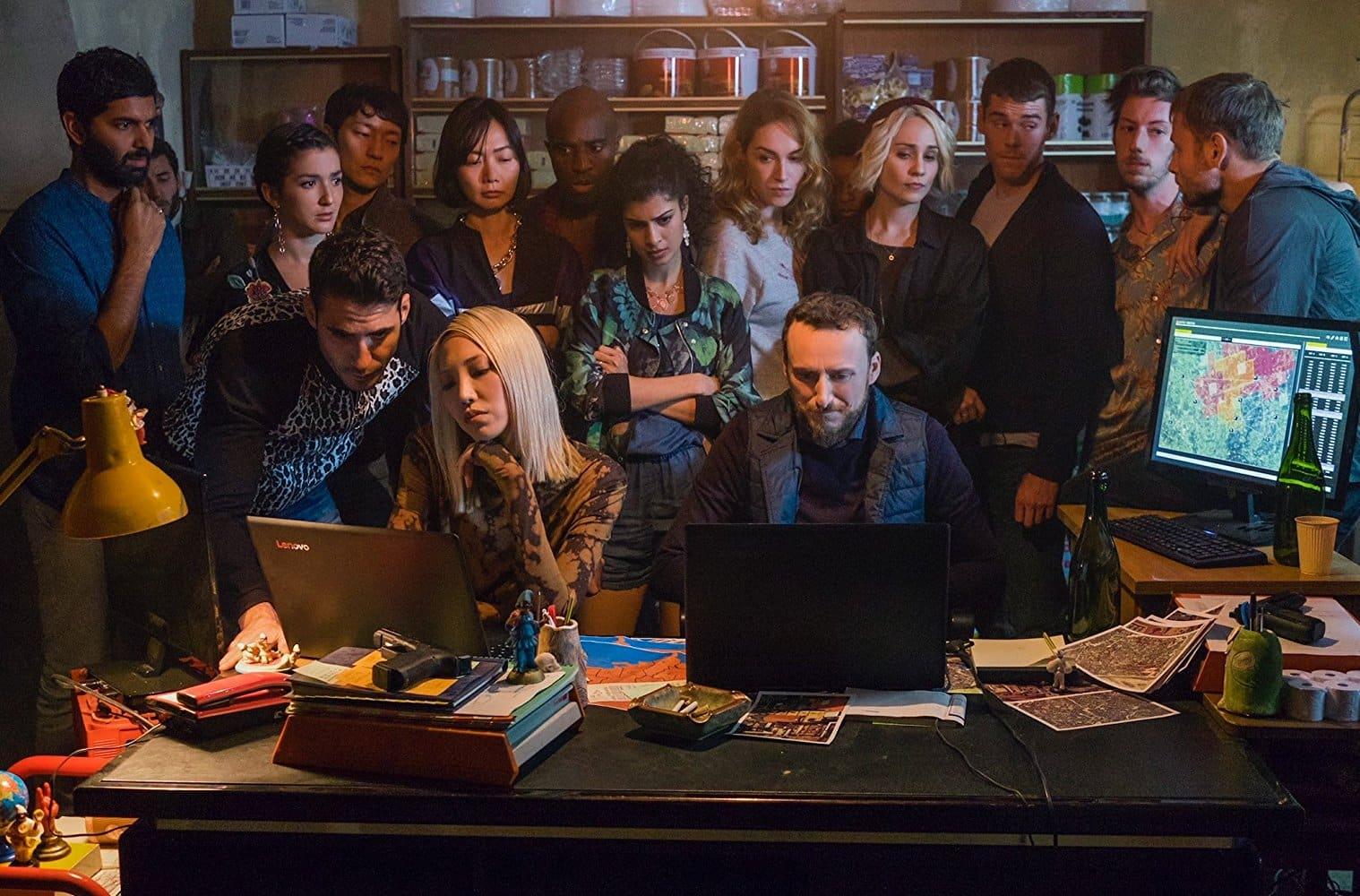 Netflix revela emotivo tráiler del episodio final de Sense8 que debutará el 8 de junio en la plataforma