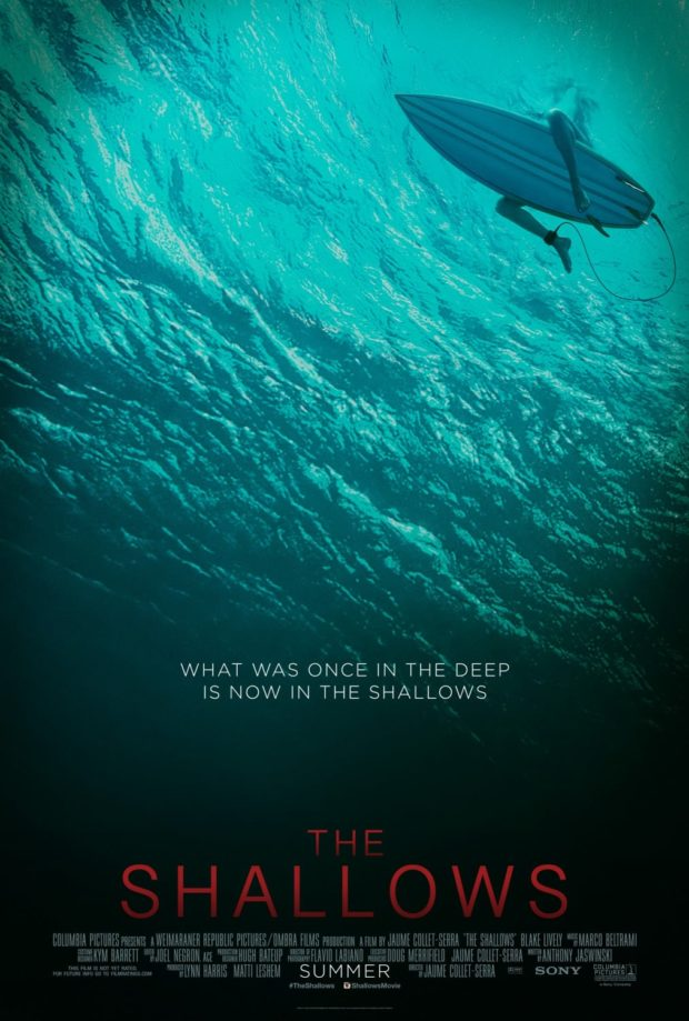The shallows miedo profundo