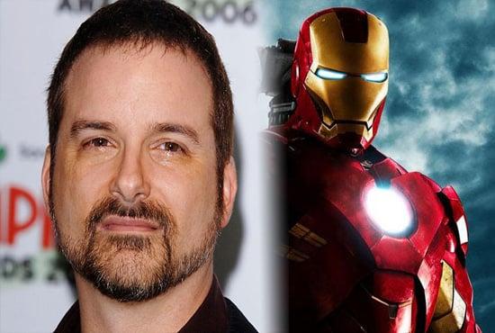 Shane Black/Iron Man