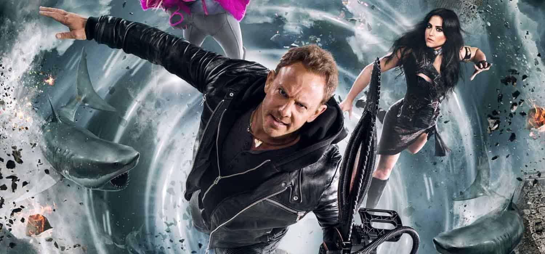 La saga de culto Sharknado dirá adiós con sexta película en Syfy