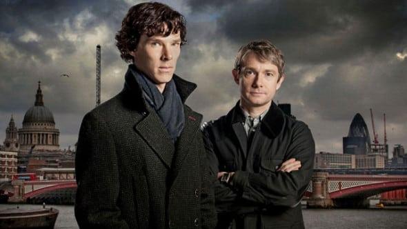 Sherlock, de BBC