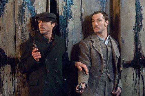 Holmes y Watson