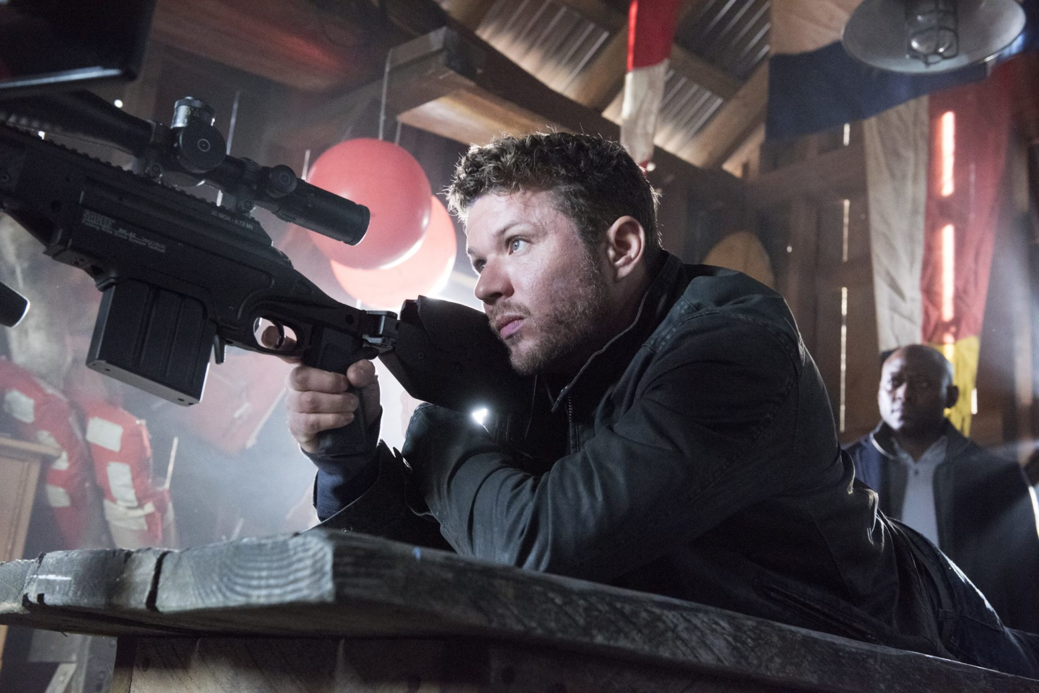 Ryan Phillippe en Shooter, USA Network.