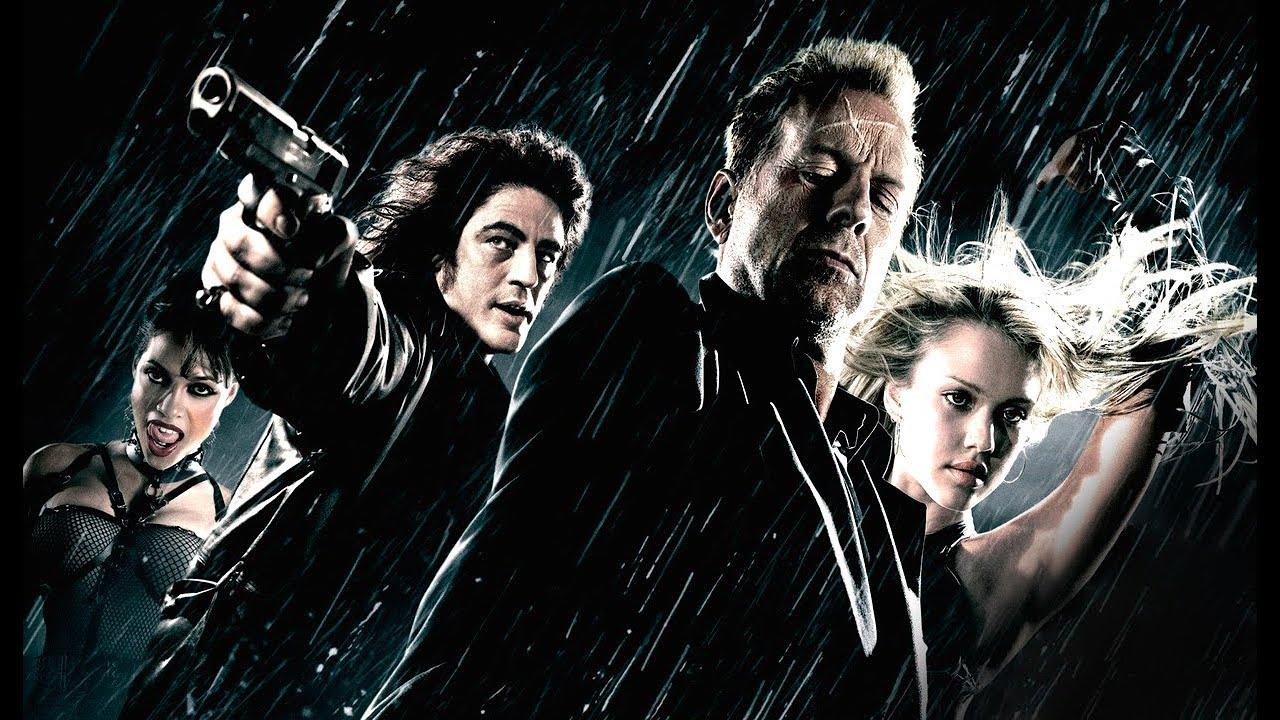 Sin City prepara serie de televisión con Frank Miller y Robert Rodriguez y Legendary