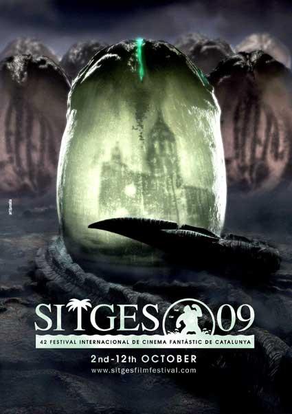 Cartel de Sitges 2009