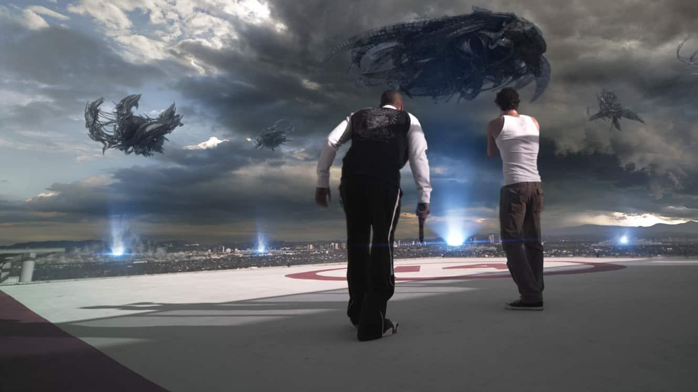 La saga de ciencia ficción Skyline prepara tercera película en el mercado AFM
